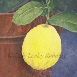 Lemon at Villa Peyron, Florence
